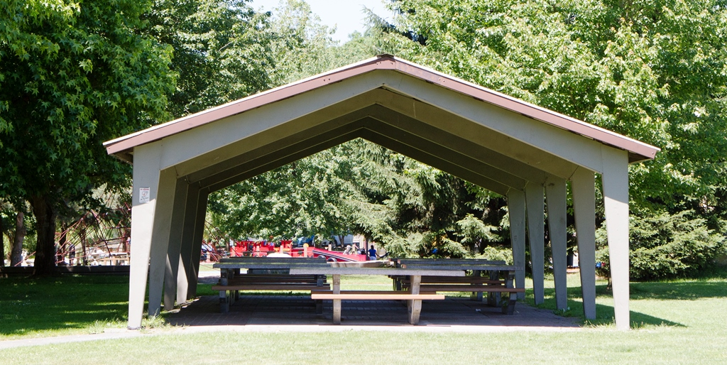 Picnic Shelters | City of New Westminster