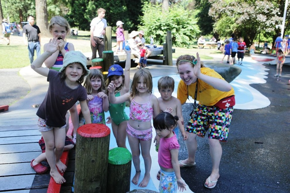 We Offer Children A Fun Filled Summer Of Games Crafts And Activities On Good Weather Days Parks Info Hotline 6045274634